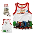 Thomas & Friends Cartoon Tee 火车卡通上衣 (Design 23)