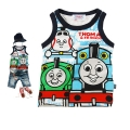 Thomas & Friends Cartoon Tee 火车卡通上衣 (Design 29)