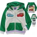 DISNEY Pixar Car Jacket 卡通汽车总动员纯棉大卫毛圈 (Design 2)