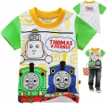 Thomas & Friends Cartoon Tee 火车卡通上衣 (Design 35)
