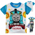 Thomas & Friends Cartoon Tee 火车卡通上衣 (Design 37)