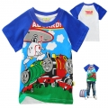 Thomas & Friends Cartoon Tee 火车卡通上衣 (Design 42)