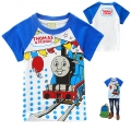 Thomas & Friends Cartoon Tee 火车卡通上衣 (Design 43)