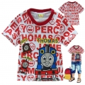 Thomas & Friends Cartoon Tee 火车卡通上衣 (Design 50)