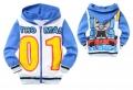 Thomas & Friends Jacket深蓝色火车头带帽外套 (Design 16)