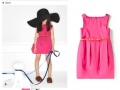 ZARA Cherry Pink Poplink Dress with  Bow Belt 官网马甲裙(枚红色)