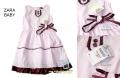 Zara Butterfly Knot Pink Dress 新款粉粉蝴蝶结连身裙