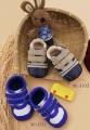 Mothercare Blue & Brown Shoe 蓝褐色男生休闲鞋