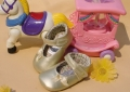 Mothercare Sweet Golden Shoe 女生小金鞋