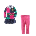 POLO Girl 2 Pcs Set (Design 2) 女童二件套