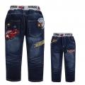 XCW Pixar Car Denim Jeans 汽车总动员纯棉牛仔长裤 (Design 4)